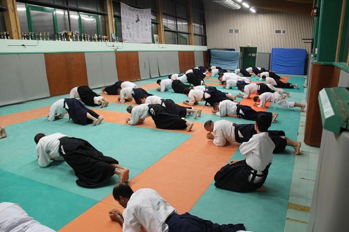 aikido savoie interclub 2016 cognin