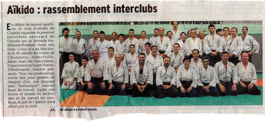 aikido interclub 2016 savoie