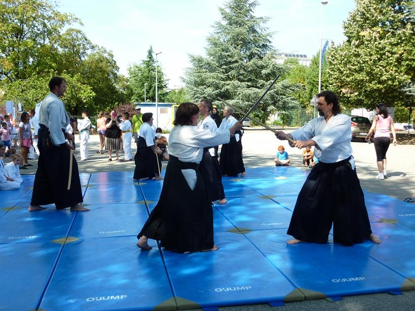 Forum des associations Cognin Aikido 2016 (16)