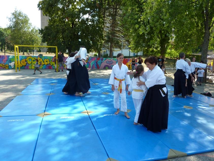 Forum des associations Cognin Aikido 2016 (9)
