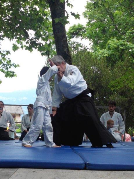 Aikido savoie  fetes de l'enfance (4)