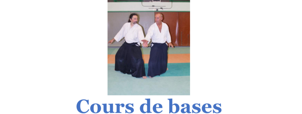 stage debutant aikido